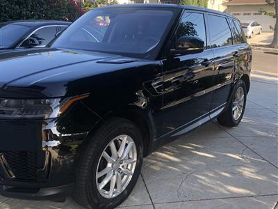 2018 Land Rover Range Rover Sport lease in Sunland,CA - Swapalease.com