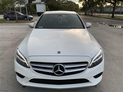2019 Mercedes-Benz C-Class lease in Miami,FL - Swapalease.com