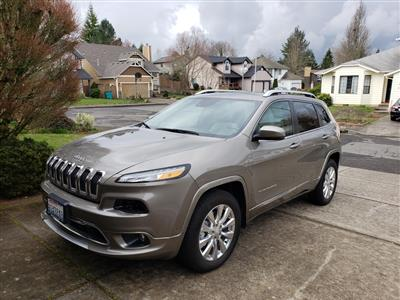 2018 Jeep Cherokee lease in Vancouver,WA - Swapalease.com
