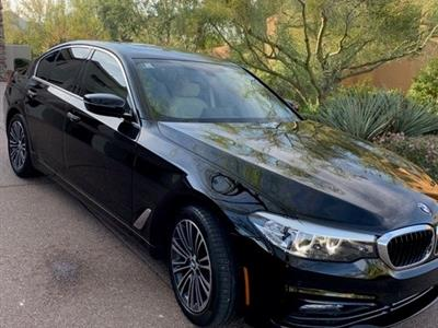 2017 BMW 5 Series lease in Scottsdale,AZ - Swapalease.com