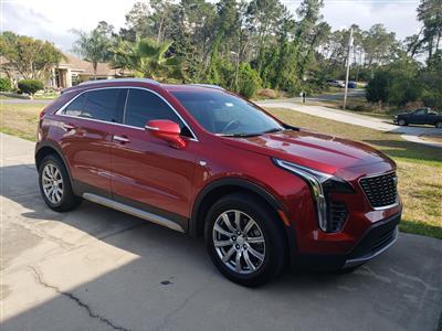 2019 Cadillac XT4 lease in Brooksville,FL - Swapalease.com