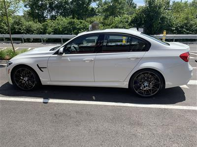 2018 BMW M3 lease in Lincoln,MA - Swapalease.com