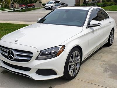 2018 Mercedes-Benz C-Class lease in Riverside,CA - Swapalease.com