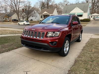 2017 Jeep Compass lease in Ferndale,MI - Swapalease.com
