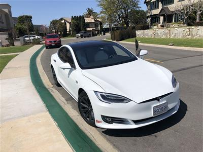 2018 Tesla Model S lease in Newport Beach,CA - Swapalease.com