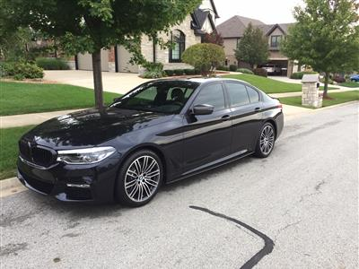 2017 BMW 5 Series lease in Orland Park,IL - Swapalease.com