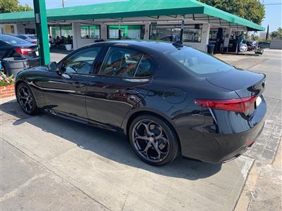 2018 Alfa Romeo Giulia lease in Culver City,CA - Swapalease.com