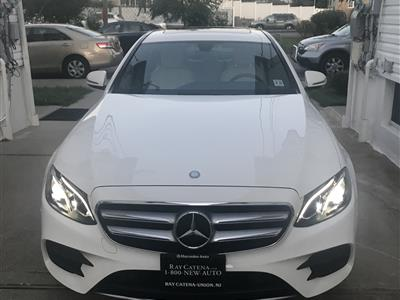 2017 Mercedes-Benz E-Class lease in Staten Island,NY - Swapalease.com