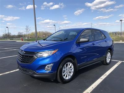 2019 Chevrolet Equinox lease in Novi,MI - Swapalease.com