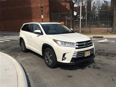 Toyota Highlander 2017 Lease >> Toyota Highlander Lease Deals In New York Swapalease Com