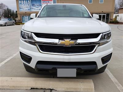 2018 Chevrolet Colorado lease in ROBBINFEILD,NJ - Swapalease.com