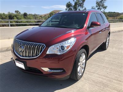 2017 Buick Enclave lease in Irvine,CA - Swapalease.com
