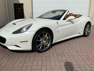 2011 Ferrari California lease in Hasbrouck Heights,NJ - Swapalease.com