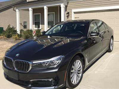2018 BMW 7 Series lease in Charlotte,NC - Swapalease.com