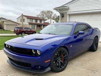 2018 Dodge Challenger lease in Dearborn Heights,MI - Swapalease.com