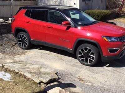 2017 Jeep Compass lease in millbury,MA - Swapalease.com