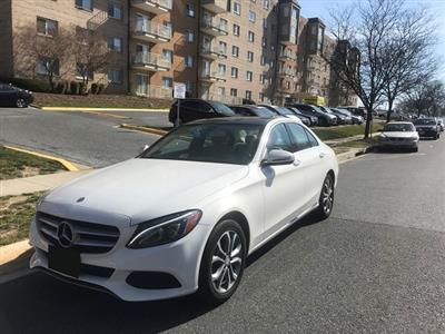 2017 Mercedes-Benz C-Class lease in College Park ,MD - Swapalease.com