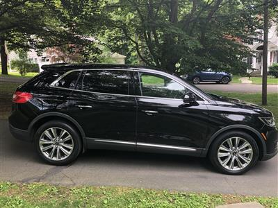 2017 Lincoln MKX lease in Darien,CT - Swapalease.com