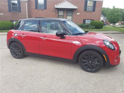 2019 MINI Hardtop 4 Door lease in Georgetown,KY - Swapalease.com