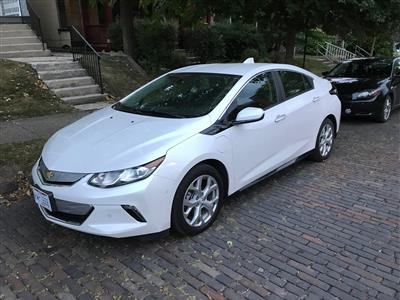 2017 Chevrolet Volt lease in Columbus,OH - Swapalease.com
