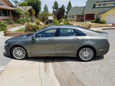 2017 Lincoln MKZ Hybrid lease in West Hills,CA - Swapalease.com