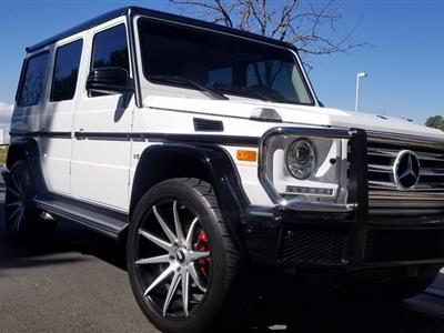 2017 Mercedes-Benz G-Class lease in Lancaster,CA - Swapalease.com