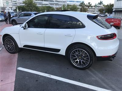 2017 Porsche Macan lease in Miami Beach,FL - Swapalease.com