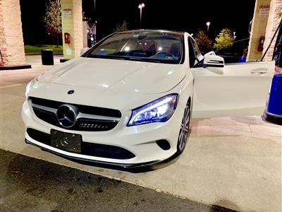 2018 Mercedes Benz Cla Coupe Lease In Southampton Pa Swapalease