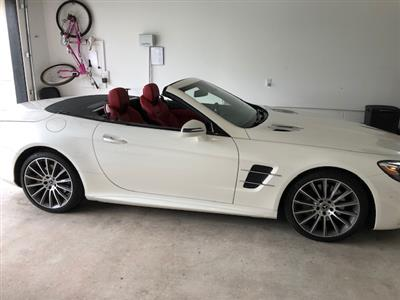2017 Mercedes-Benz SL Roadster lease in Bellaire,TX - Swapalease.com