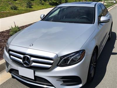2017 Mercedes-Benz E-Class lease in San Diego,CA - Swapalease.com