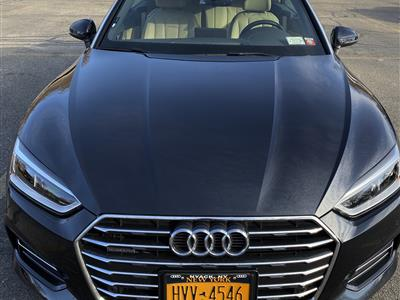 2018 Audi A5 Cabriolet lease in New York,NY - Swapalease.com
