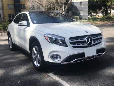 2018 Mercedes-Benz GLA SUV lease in Los Angeles,CA - Swapalease.com