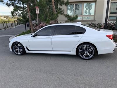 2017 BMW 7 Series lease in Santa Ana,CA - Swapalease.com