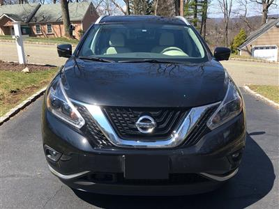 2018 Nissan Murano lease in Morristown,NJ - Swapalease.com