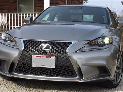 2016 Lexus IS 300 F Sport lease in Akron,OH - Swapalease.com