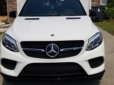 2018 Mercedes-Benz GLE-Class Coupe lease in Myrtle beach,SC - Swapalease.com
