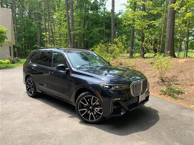 2019 BMW X7 lease in Lincoln,MA - Swapalease.com