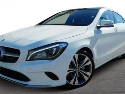 2019 Mercedes-Benz CLA Coupe lease in Irvine,CA - Swapalease.com