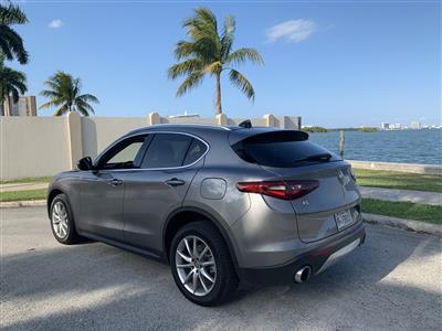 2018 Alfa Romeo Stelvio lease in Miami,FL - Swapalease.com