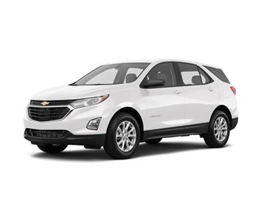 2018 Chevrolet Equinox lease in Pittsburgh,PA - Swapalease.com