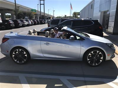 2018 Buick Cascada lease in Clearwater,FL - Swapalease.com