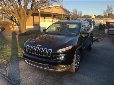 2018 Jeep Cherokee lease in Breinigsville,PA - Swapalease.com