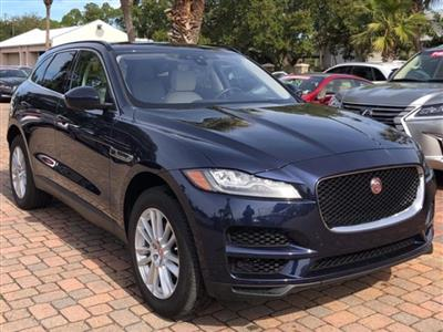 2017 Jaguar F-PACE lease in New York,NY - Swapalease.com