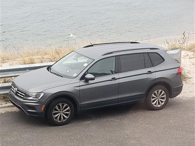 2018 Volkswagen Tiguan lease in Long Branch,NJ - Swapalease.com