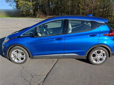 2017 Chevrolet Bolt EV lease in Rome,NY - Swapalease.com
