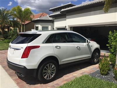 2018 Cadillac XT5 lease in Naples,FL - Swapalease.com