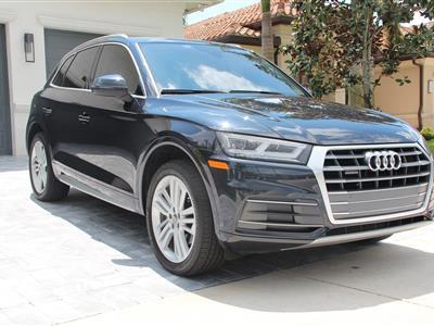 2018 Audi Q5 lease in Boynton Beach,FL - Swapalease.com