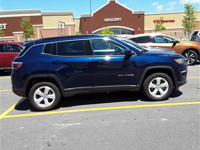 2019 Jeep Compass lease in Bloomington,MN - Swapalease.com