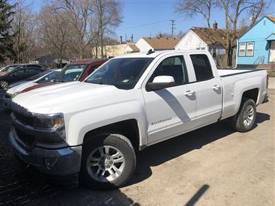 2018 Chevrolet Silverado 1500 lease in Ypsilanti,MI - Swapalease.com