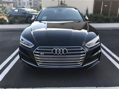 2018 Audi S5 Sportback lease in Irvine,CA - Swapalease.com